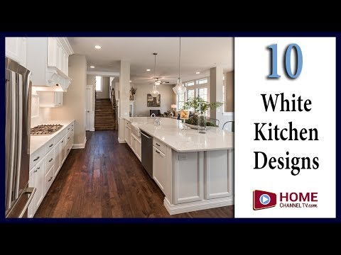 10 White Kitchen Design Ideas | Interior Design Inspiration