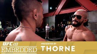 UFC 255: Embedded - Эпизод 6 смотреть онлайн в хорошем качестве - VIDEOOO