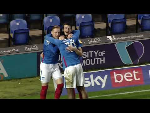 Portsmouth Crewe Goals And Highlights