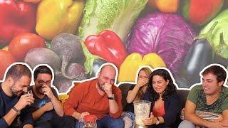 ÇARKI ÇEVİR - Gelen Sebzelerin Suyunu İç!