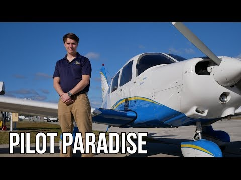 Welcome To Pilots Paradise