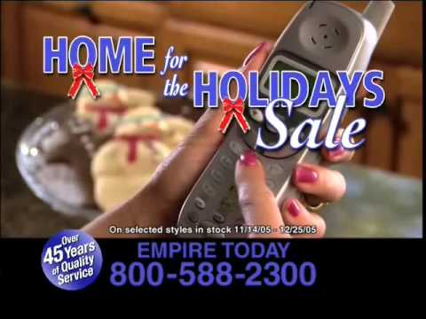 Empire Today - 2005 Home For The Holidays