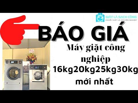 Tư vấn mô hình báo giá máy giặt sấy công nghiệp 20k,25kg,30kg,35kg mới nhất.Tiệm giặt là ở nông thôn