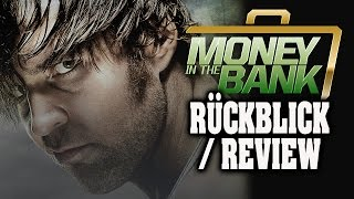 WWE Money In The Bank 2015 RÜCKBLICK / REVIEW