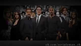 Заставка сериала «Мыслить как преступник / Criminal Minds»