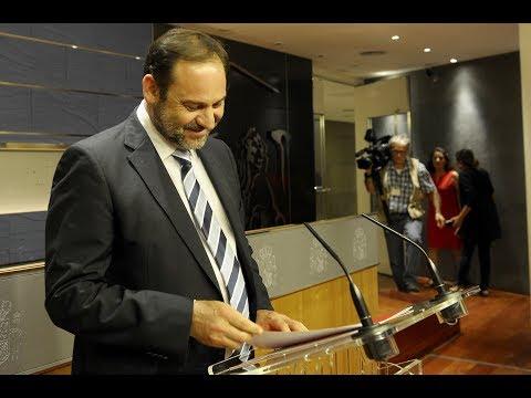 """Ábalos destaca que """"la agenda del cambio que ha planteado el PSOE está en marcha"""""""
