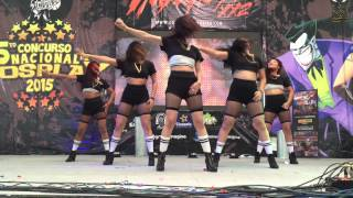 4MINUTE - 미쳐(Crazy) / X-DREAM GIRLS Dance Cover (Expo Imagina XX2)