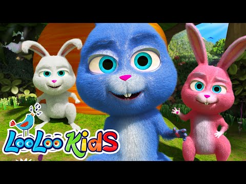 Sleeping Bunnies - The Cutest Songs for Children | LooLoo Kids