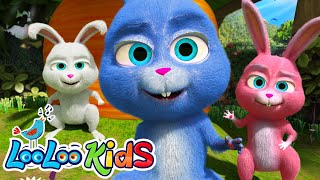 Sleeping Bunnies - The Cutest Songs for Children | LooLoo Kids