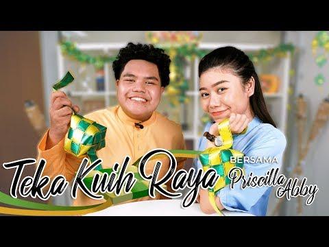Free Download Teka Kuih Raya Bersama Priscilla Abby | Syafiq Abdilah Mp3 dan Mp4