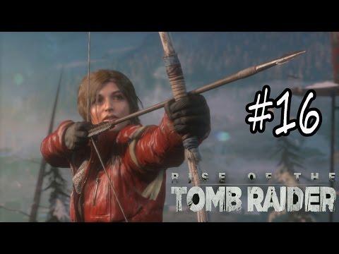 Rise of the Tomb Raider / misiones secundarias en la instalacion sovietica / parte #16 en español