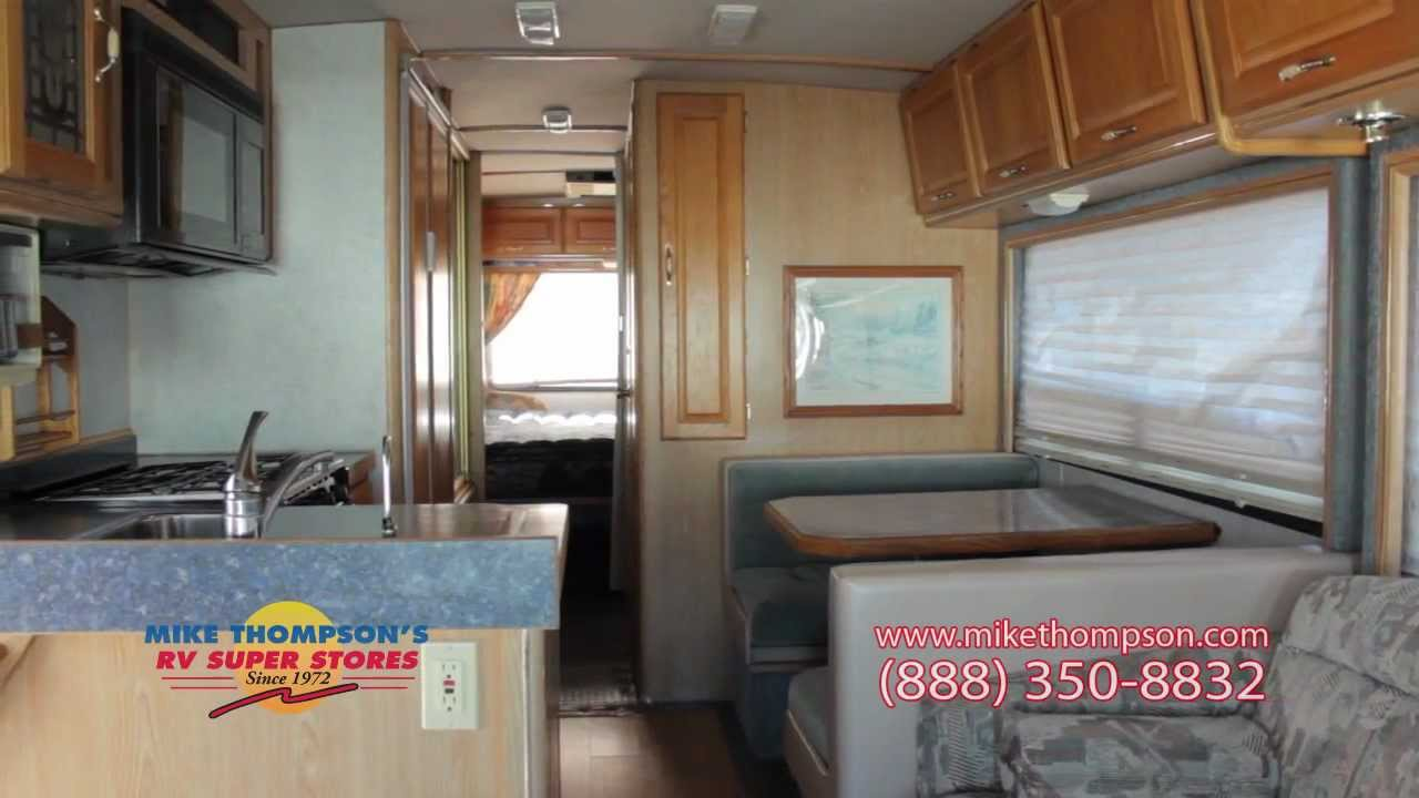 1996 Rexhall Aerbus For Sale- Mike Thompson's RV Super Stores