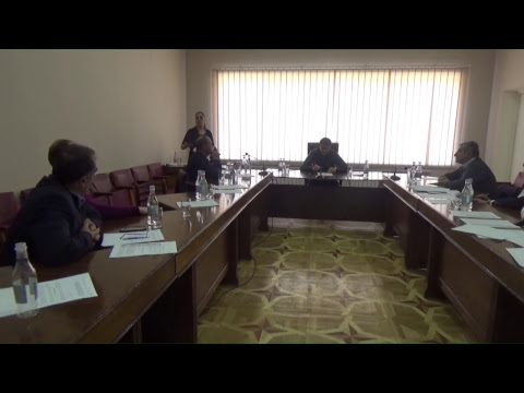 Գորիս համայնքի ավագանու նիստ 09.03.2019