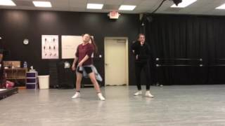 Party- Chris Brown | Dance | Choreography by Zelda Nadine