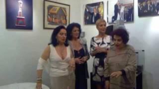 Volver , Juana Patiño, Marta Fort, Mariquena Monti y amigos