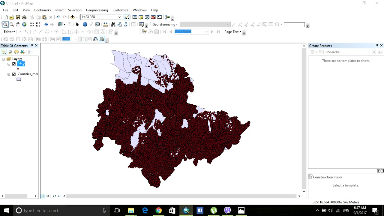 How To Generate Random Points In Arcgis 10 5