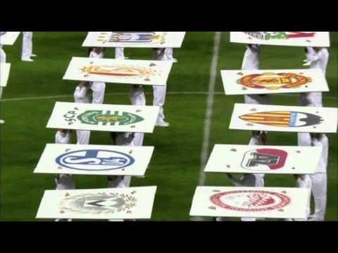 UEFA EUROPA LEAGUE 2012 - Opening Ceremony in Bucharest