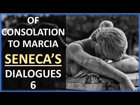 Seneca: Of Consolation To Marcia - (Audiobook)