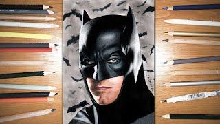 Speed Drawing: Batman ► Ben Affleck