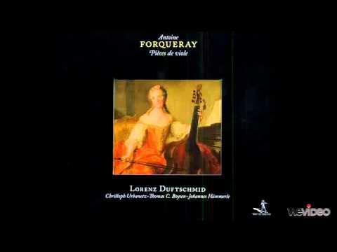 Forqueray - Second Suite: V. Chaconne, La Buisson
