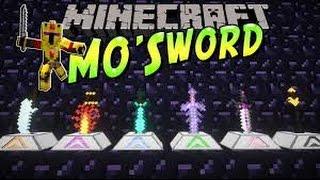 Обзор мода #22 Mo Swords Странные мечи