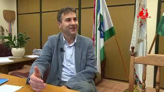 Beszélgetés Abádszalók polgármesterével