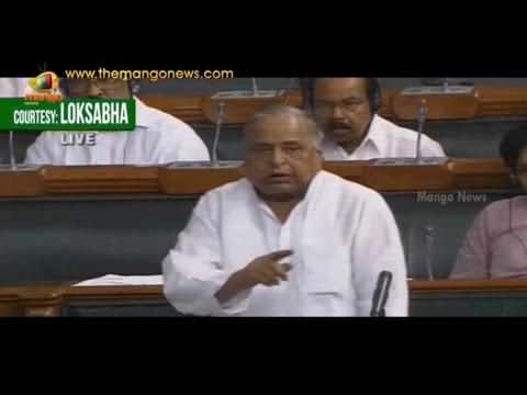 Mulayam Singh Yadav Remarks Over China Incursion Into India | Lok Sabha | Parliament Session