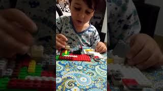 Nuevo tutorial de LEGO! Hoy, Clash of clans