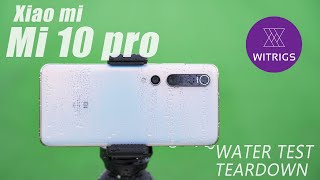 Xiaomi Mi 10 Pro Waterproof Test!