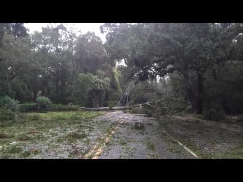 7:45 a.m. update | Frederica Road, St. Simons Island