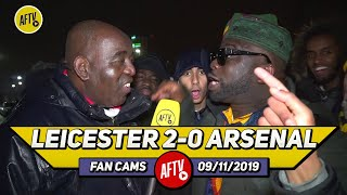 Leicester City 2-0 Arsenal | Sacking Emery Won't Be A Surprise! (Kelechi)