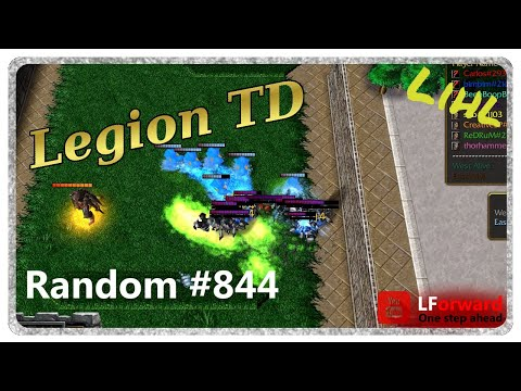 Legion TD Random #844 | There Is Never Enough Toks