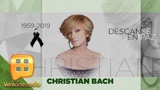 ¡Rendimos un sentido homenaje a la vida y trayectoria de Christian Bach!