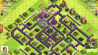 Clash of Clans: Random Raids ep.3