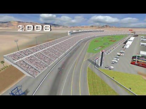 NR2003 - NASCAR Track Evolutions (Las Vegas)
