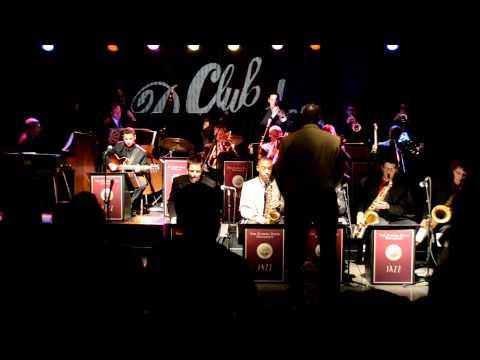 """Florida State University Jazz Ensemble 1 - """"Aha!"""" Bob Mintzer"""
