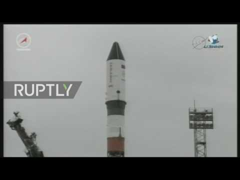 Kazakhstan: Russia launches Progress MS-06 supply ship to ISS