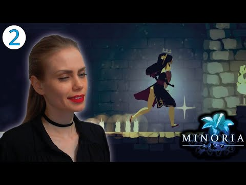 СЕКСИ МОНАШКА ► Minoria прохождение #2