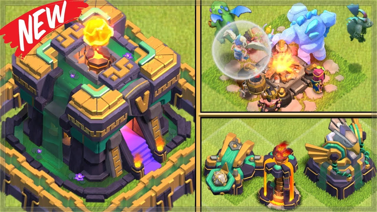 Everything YOU Need to Know about TH14! (Clash of Clans!)