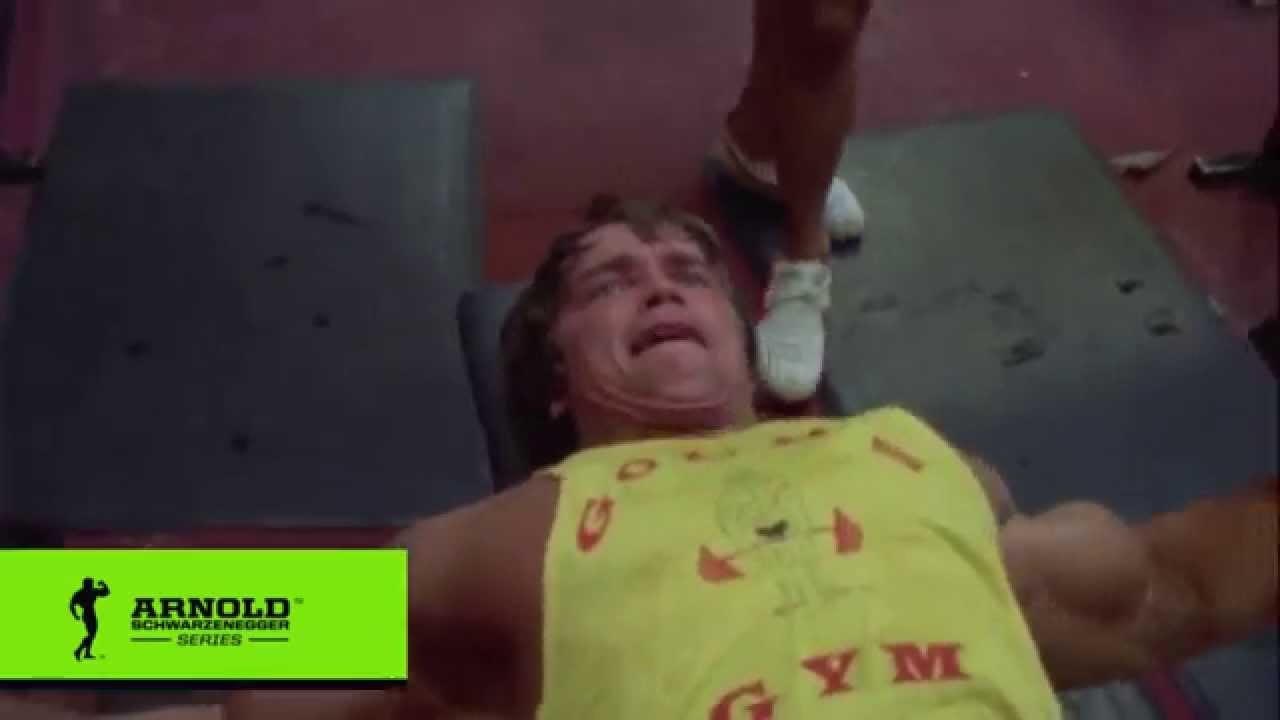 Arnold schwarzenegger chest fly form video youtube malvernweather Gallery