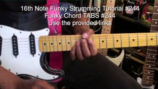 Bruno Mars Mark Ronson UPTOWN FUNK How To Play On Electric Guitar Lesson EricBlackmonMusic