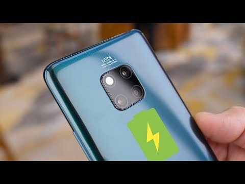 Huawei Mate 20 Pro Battery Life Review with Charging Tests