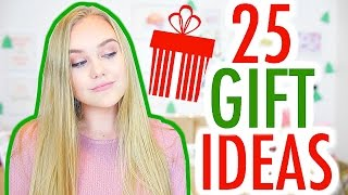 25 Holiday Gift Ideas For Friends & Family!