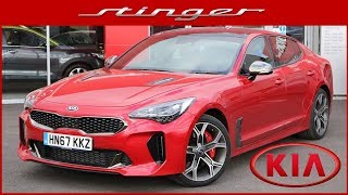 Kia Stinger GT-S - Drive it and be AMAZED !