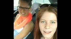 Two Czech Girls Livestreaming a Fatal Car Accident on Facebook (English Subtitles)