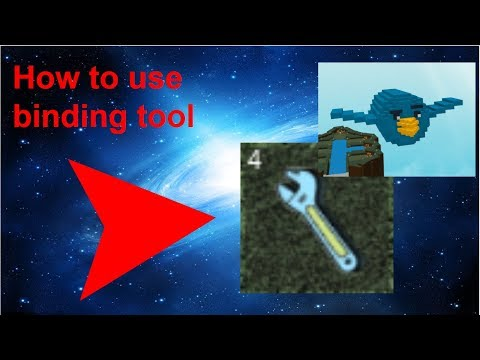 Roblox Build A Boat For Treasure How To Use Binding Tool My