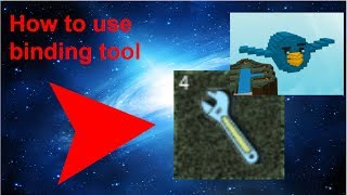 Roblox - Build a Boat For Treasure - How to Use Binding Tool & my Flying Twitter Bird