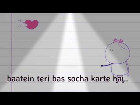 Ek Mulaqat Jaruri Jeene Ke Liye   Animated Video   WhatsApp Love Video Status  