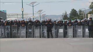 Mexique, le crime de trop (Doc ARTE)