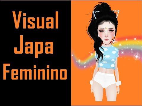 Visual Japa Feminino